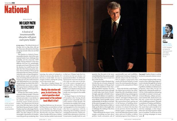 Article Preview: NO EASY PATH TO VICTORY, January 2014 | Maclean's