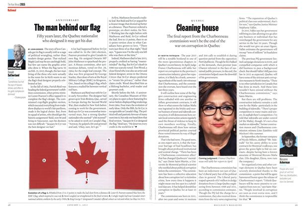 Article Preview: Cleaning house, January 2014 | Maclean's