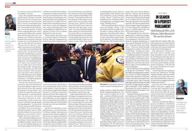 Article Preview: IN SEARCH OF A PERFECT PARLIAMENT, January 2014 | Maclean's