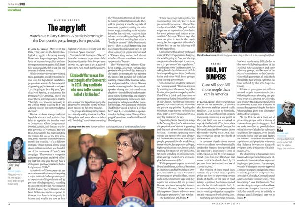Article Preview: The angry left, January 2014 | Maclean's