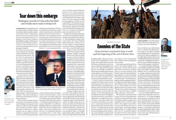 Article Preview: Enemies of the State, January 2014 | Maclean's