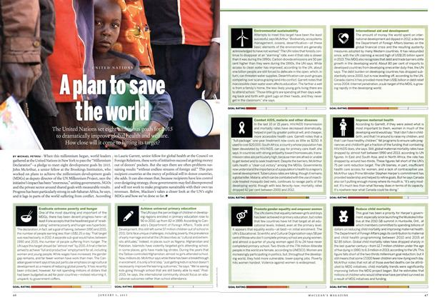 Article Preview: A plan to save the world, January 2014 | Maclean's