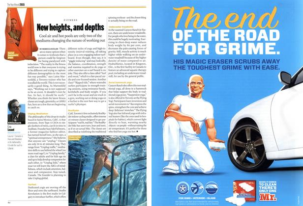 Article Preview: New heights, and depths, January 2014 | Maclean's