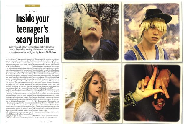 Article Preview: Inside your teenager's scary brain, January 2015 | Maclean's