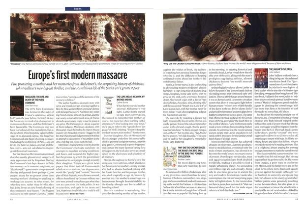 Article Preview: Europe's first modern massacre, January 2015   Maclean's
