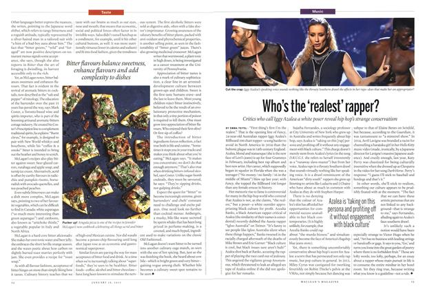 Article Preview: Who's the 'realest' rapper?, January 2015 | Maclean's