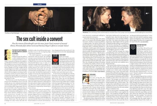 Article Preview: The sex cult inside a convent, January 2015 | Maclean's