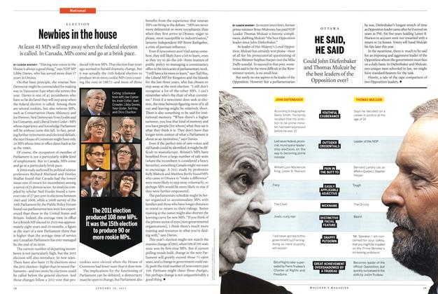 Article Preview: HE SAID, HE SAID, January 2015 | Maclean's