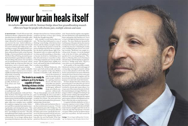 Article Preview: How your brain heals itself, February 2015 | Maclean's