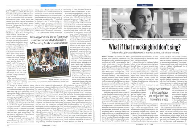 Article Preview: What if that mockingbird don't sing?, February 2015 | Maclean's