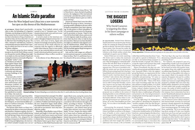 Article Preview: An Islamic State paradise, March 2015 | Maclean's