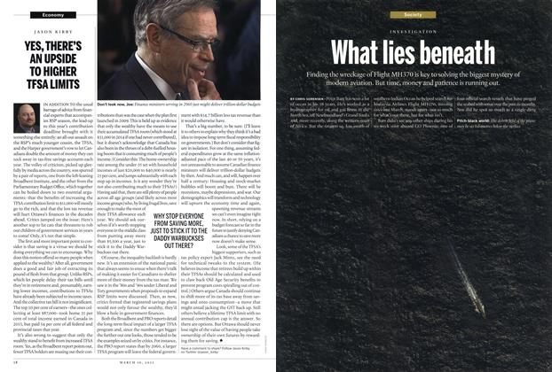 Article Preview: What lies beneath, MARCH 16,2015 2015 | Maclean's
