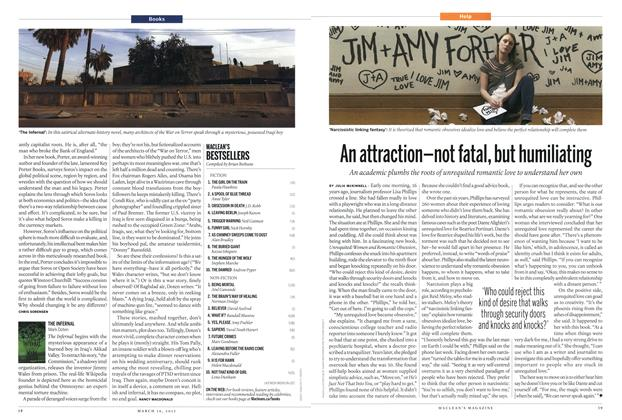 Article Preview: An attraction-not fatal, but humiliating, MARCH 16,2015 2015 | Maclean's