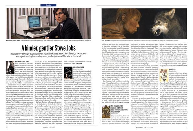 Article Preview: A kinder, gentler Steve Jobs, March 2015 | Maclean's