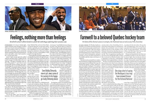 Article Preview: Farewell to a beloved Quebec hockey team, March 2015 | Maclean's