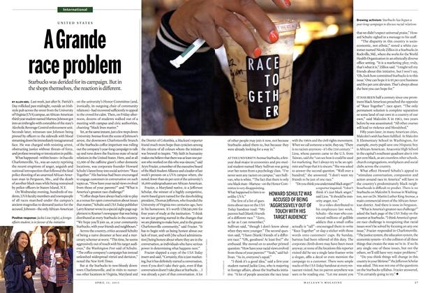 Article Preview: A Grande race problem, April 2015 | Maclean's