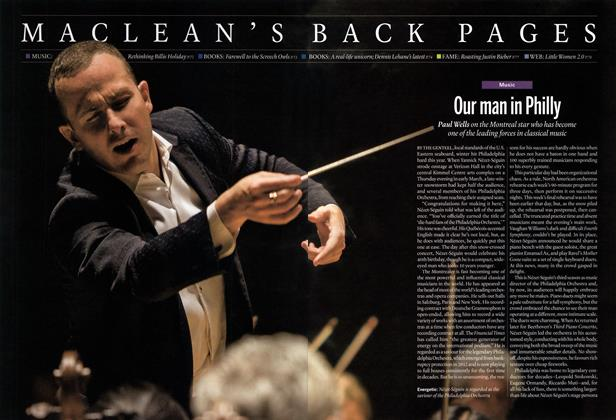 Article Preview: Our man in Philly, April 2015 | Maclean's