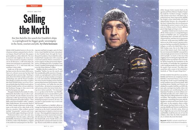 Article Preview: Selling the North, May 2015 | Maclean's
