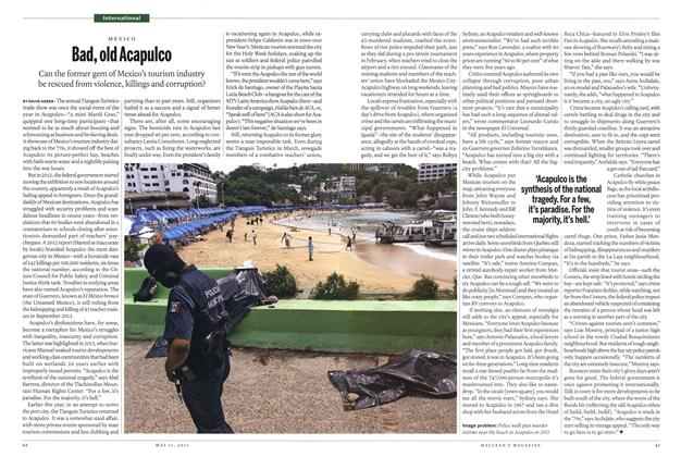Article Preview: Bad, old Acapulco, May 2015 | Maclean's