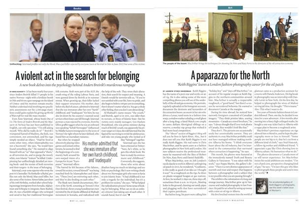Article Preview: A violent act in the search for belonging, May 2015 | Maclean's