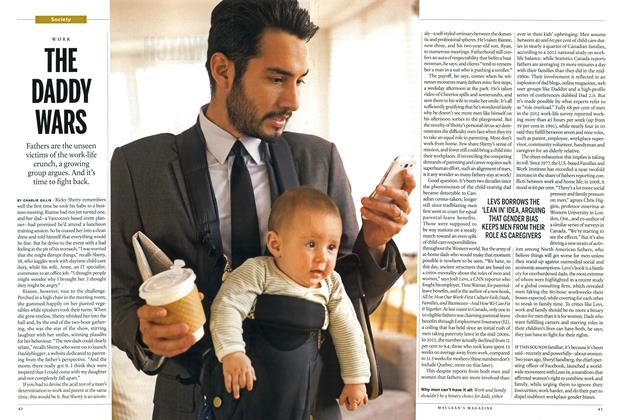 Article Preview: THE DADDY WARS, May 2015 | Maclean's