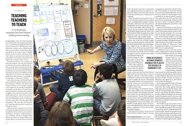 Article Preview: TEACHING TEACHERS TO TEACH, June 2015 | Maclean's