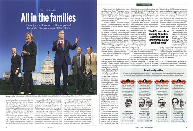 Article Preview: All in the families, June 2015 | Maclean's