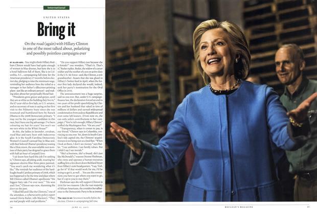 Article Preview: Bring it, June 2015   Maclean's