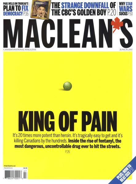 Issue: - JUNE 29,2015 | Maclean's