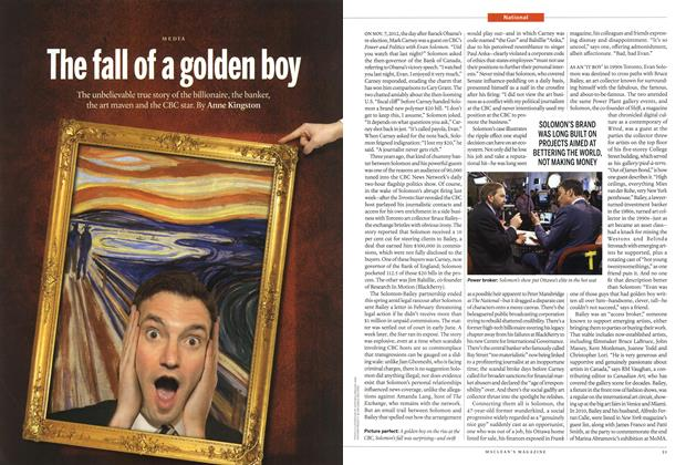 Article Preview: The fall of a golden boy, JUNE 29 2015 | Maclean's