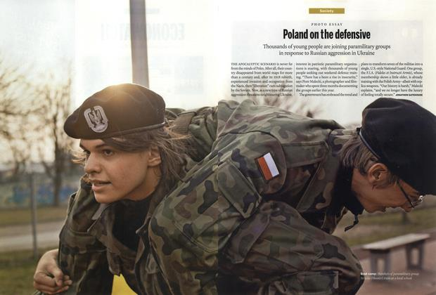 Article Preview: Poland on the defensive, JUNE 29 2015 | Maclean's