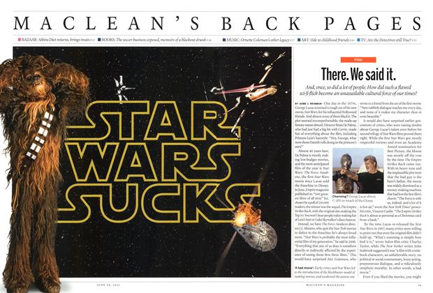 Article Preview: There. We said it., JUNE 29 2015 | Maclean's