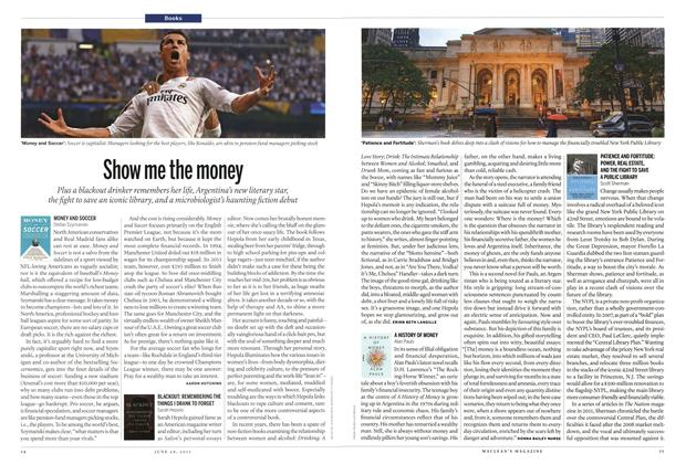 Article Preview: MONEY AND SOCCER, JUNE 29 2015 | Maclean's