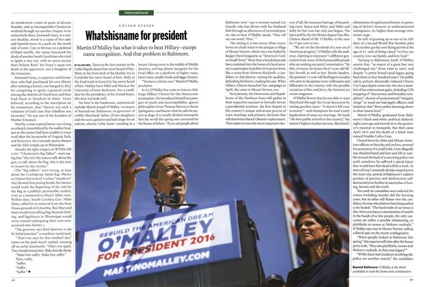 Article Preview: Whatshisname for president, July 2015 | Maclean's