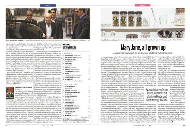 Article Preview: ONCE UPON A TIME IN RUSSIA, July 2015 | Maclean's