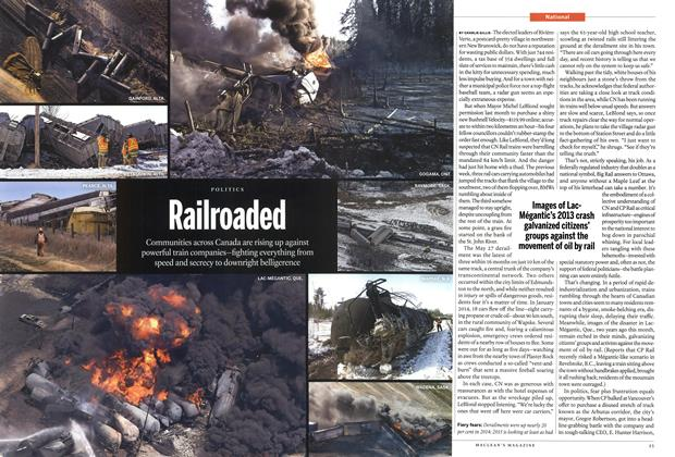 Article Preview: Railroaded, July 2015 | Maclean's