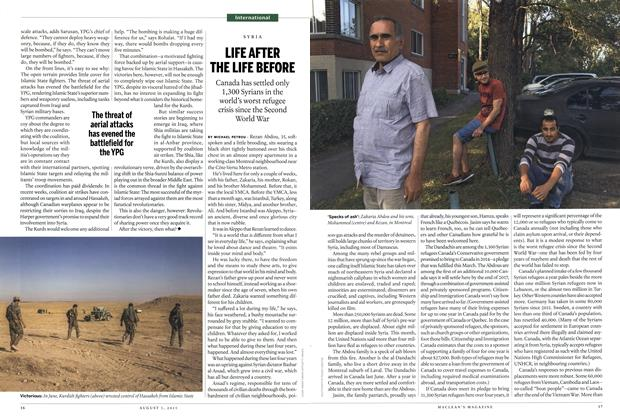 Article Preview: LIFE AFTER THE LIFE BEFORE, August 2015 | Maclean's