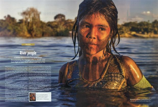 Article Preview: River people, August 2015 | Maclean's