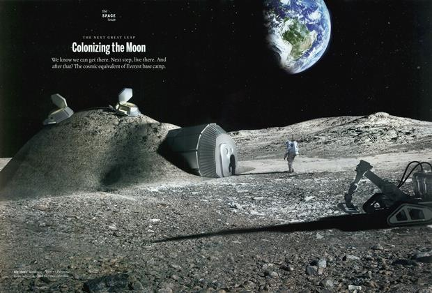 Article Preview: Colonizing the Moon, September 2015 | Maclean's