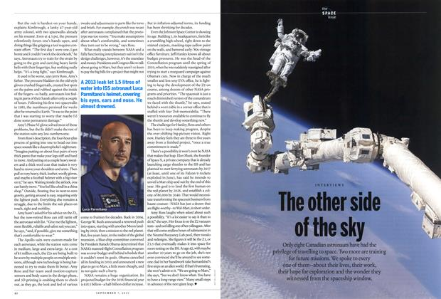 Article Preview: The other side of the sky, September 2015 | Maclean's