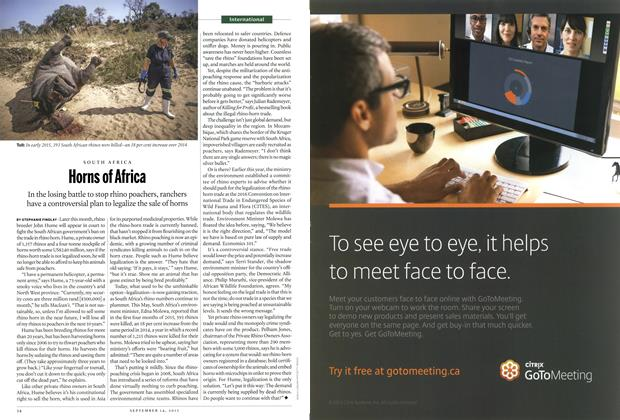 Article Preview: Horns of Africa, September 2015   Maclean's