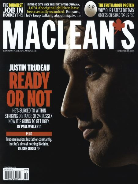 Issue: - October 2015 | Maclean's