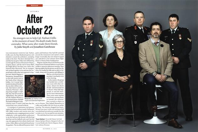 Article Preview: After October 22, October 2015 | Maclean's