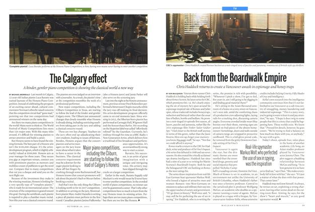 Article Preview: Back from the Boardwalk Empire, October 2015 | Maclean's