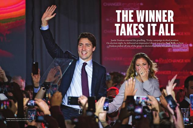 Article Preview: SUNNY, SUNNY WAYS, November 2015 | Maclean's