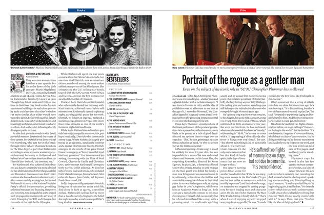 Article Preview: DIETRICH & RIEFENSTAHL, November 9 2015 | Maclean's