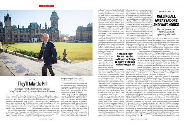 Article Preview: CALLING ALL AMBASSADORS AND WATCHDOGS, November 16 2015 | Maclean's