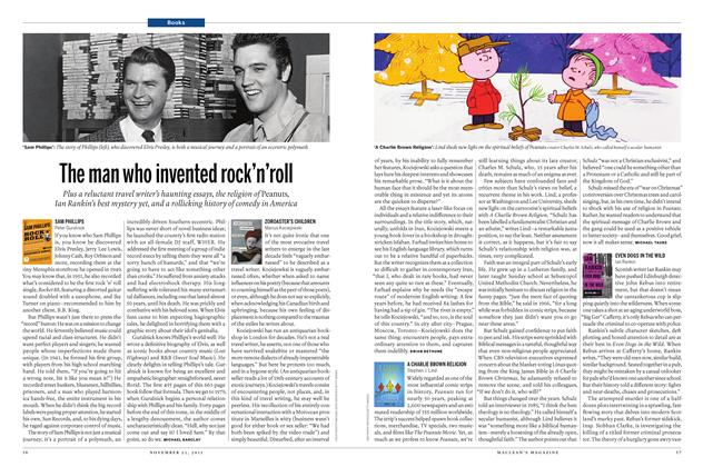 Article Preview: The man who invented rock'n'roll, November 23 2015 | Maclean's