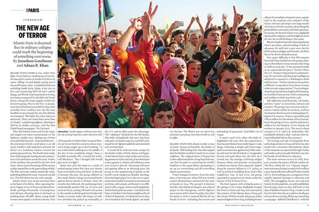 Article Preview: THE NEW AGE OF TERROR, November 30 2015 | Maclean's
