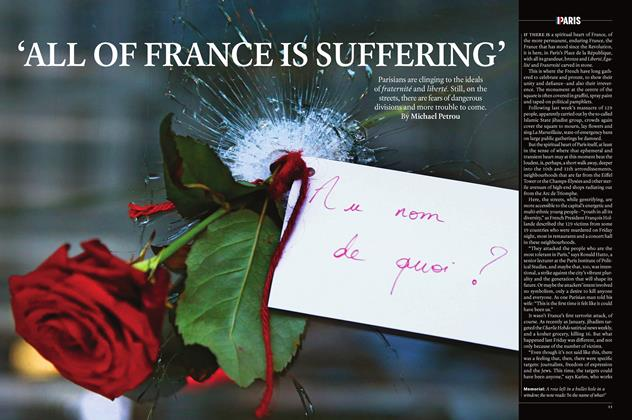 Article Preview: 'ALL OF FRANCE IS SUFFERING', November 30 2015 | Maclean's